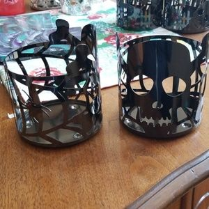 Bath and body works Halloween candle holder